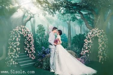 深圳宝安婚纱礼服定制多少钱-我爱你