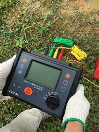 接地电阻土壤电阻率测试仪的测量步骤