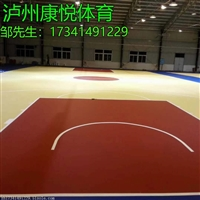重庆硅pu球场工程施工方案 塑胶篮球场铺设流程 球场翻新单位