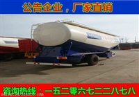 石灰粉运输罐车符合市场的大趋势