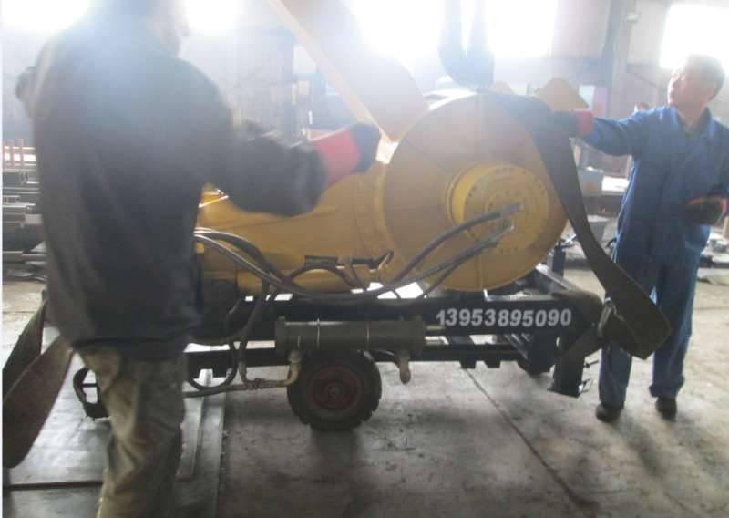 防爆矿用混凝土泵