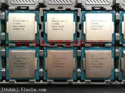 丹东回收联发科CPU高通CPU电料