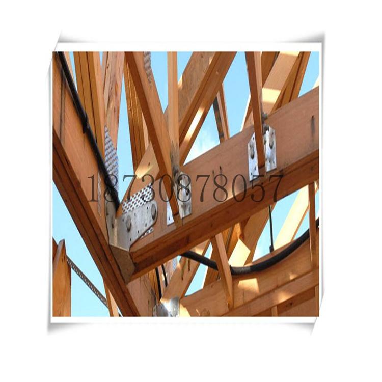 重型木结构连接件-异形连接件-平面直角连接件-抗风拉