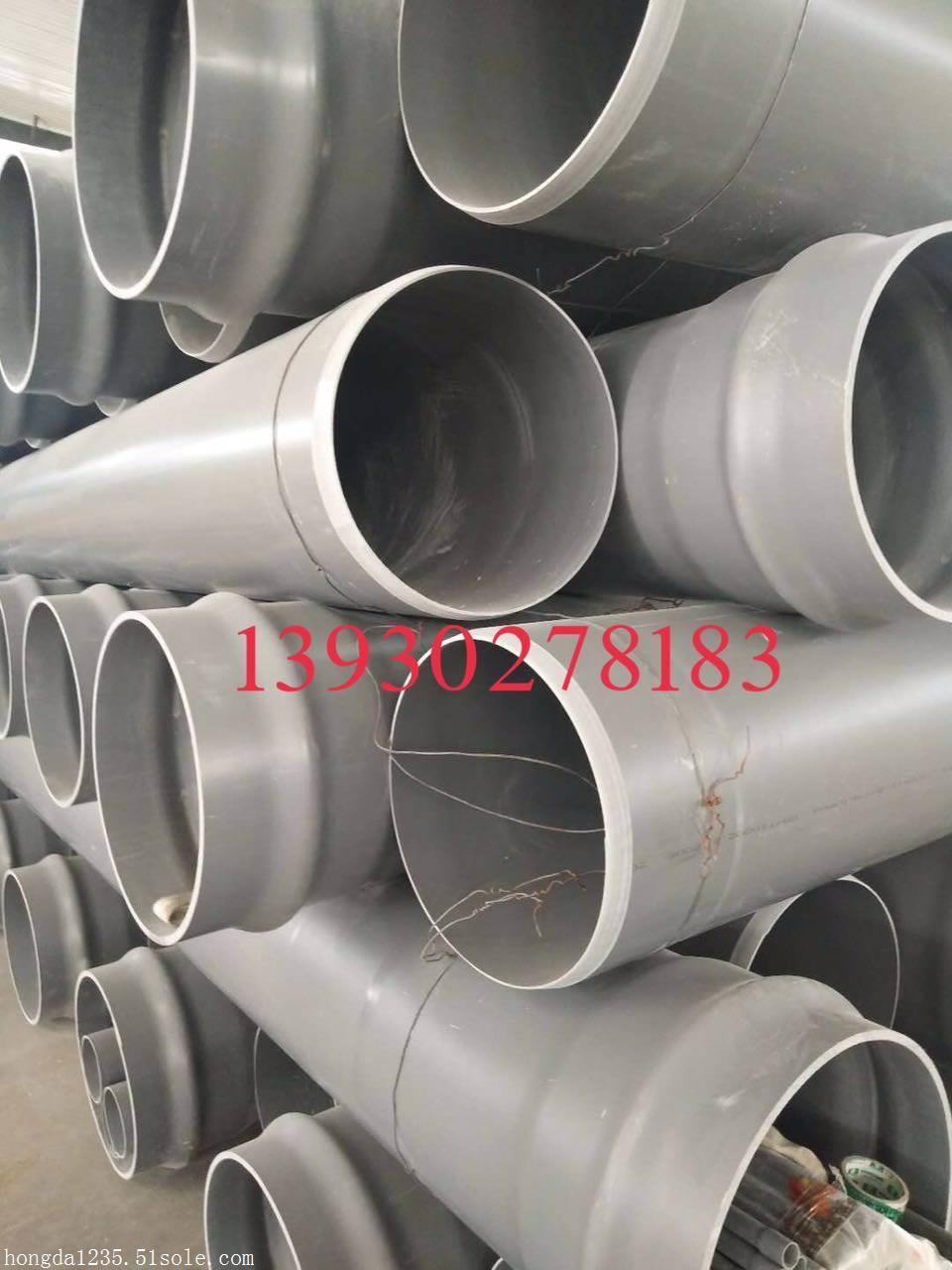 供应双壁波纹管  排水管  pe管材
