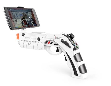 ipega 9082 无线蓝牙游戏枪源头厂家出货