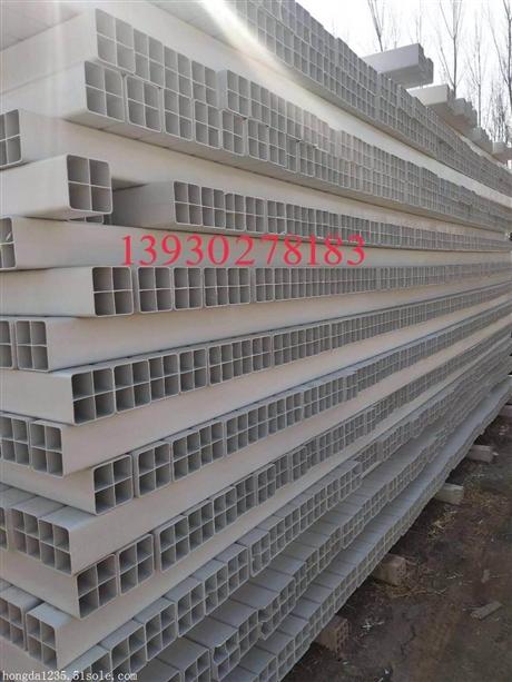 九孔格栅管 供应九孔格栅管 多孔格栅管规格齐全质量保证