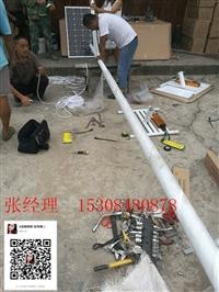 湖南株洲太阳能路灯厂家 常规6米太阳能路灯厂家直销