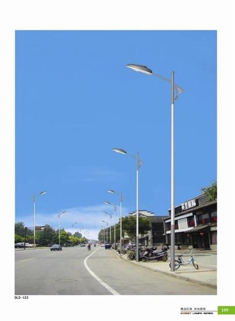 led路灯厂家生产高低臂LED路灯,双臂路灯,厂家全套批发销售