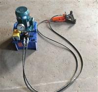 安平县钢筋加工场油压调直机