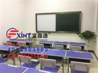 肇庆推拉式黑板绿板F教学双面磁性绿板F公告栏绿板