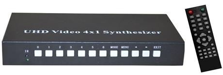 高清画面分割器 UHD超高清4K四画面分割器NK-4K5004HDMIQ