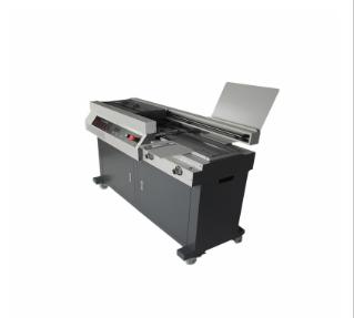 全自动胶装机WD-50XA4