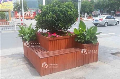 新疆厂家供应道路景观花箱,结实耐用