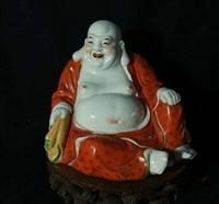 民國彌勒佛瓷像去哪能賣好價錢