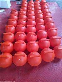 供应水上养殖塑料浮球 PE浮球 PE水球厂家