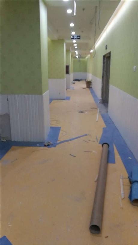 办公室pvc塑胶地板,办公室专用地胶,室内pvc地板