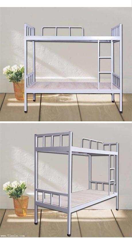 铁床学生床公寓上下铺床双层铁床