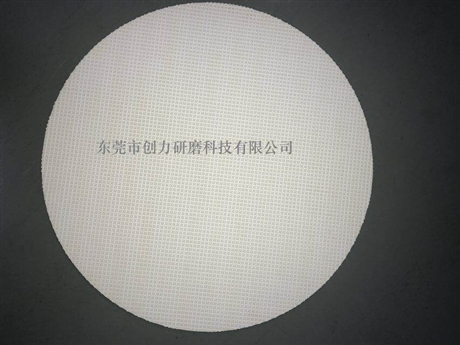 东莞创力 抛光垫 日本进口抛光垫 白垫抛光皮 可代替SUBA