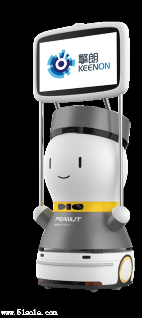 广告引领机器人