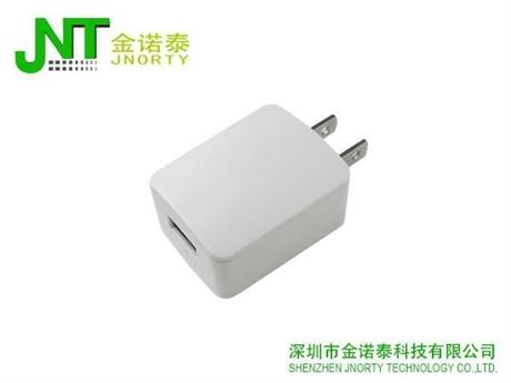 金诺泰 WTA0501000CHN1 5V1A中规USB手机充电器