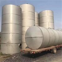 供应 二手1-60立方储罐 304食品搅拌罐