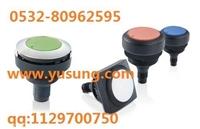 进口按钮开关厂家RAFI小型带灯按钮开关1.30.280.001/2301现货