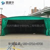 加長型推拉儲蓄篷可抗幾級大風
