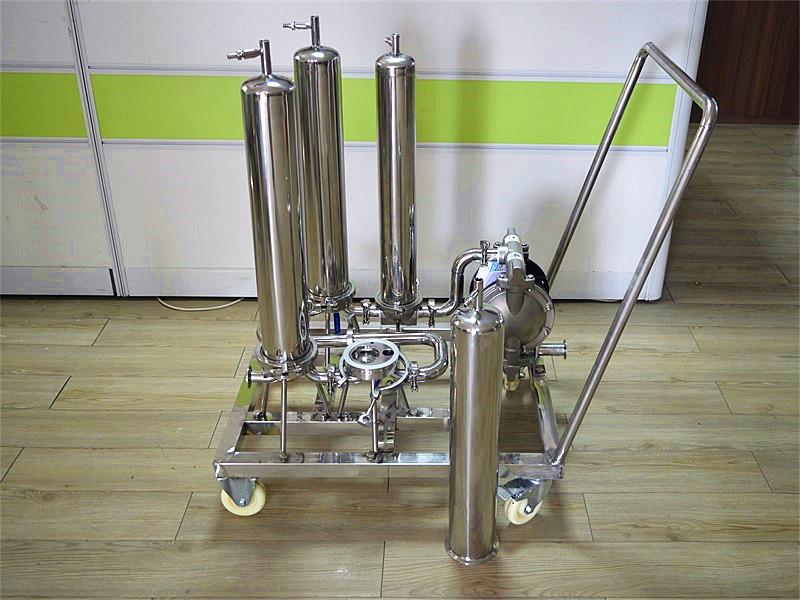 小型过滤系统 便捷袋式过滤系统