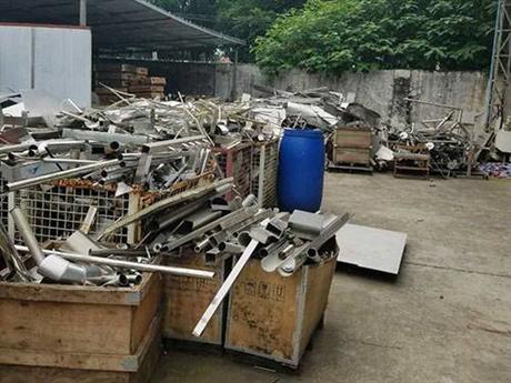 广州增城废品回收公司价格合理