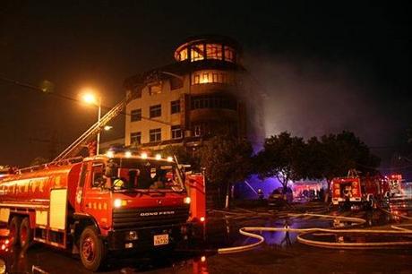 房屋建筑火灾后检测鉴定--诚誉建筑供
