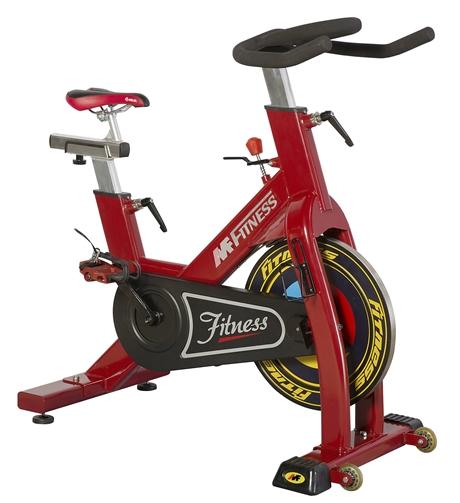 健身房里的动感单车是什么牌子的