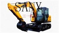 安徽三一重工挖掘机经销商指定电话