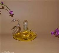 仙鹤酒瓶小鸟玻璃瓶天鹅湖白酒瓶