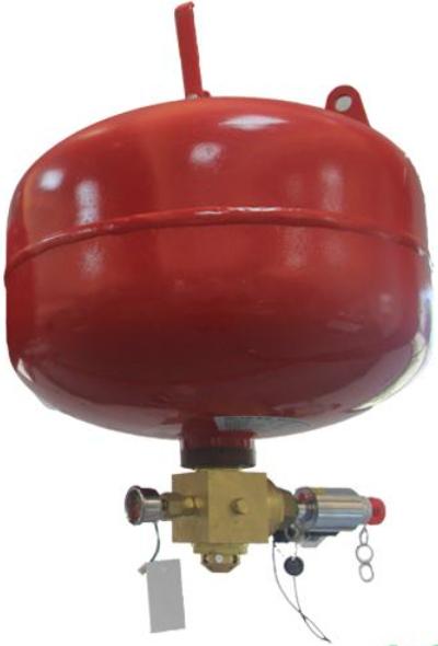 七氟丙烷灭火装置、西安海湾厂家直供、质量保证