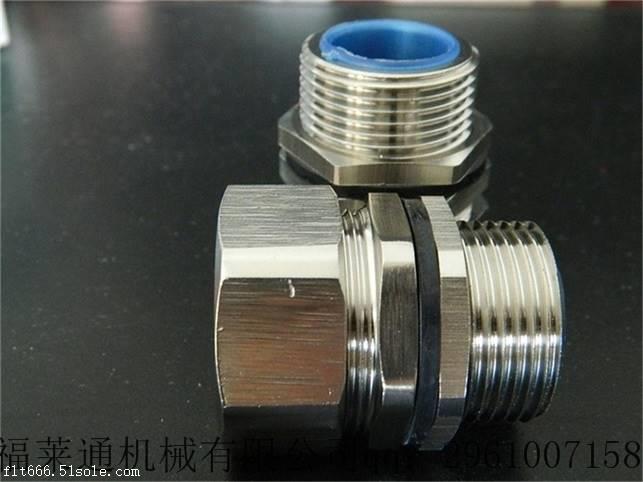 四川绵阳不锈钢端式接头外螺纹接头M161.5