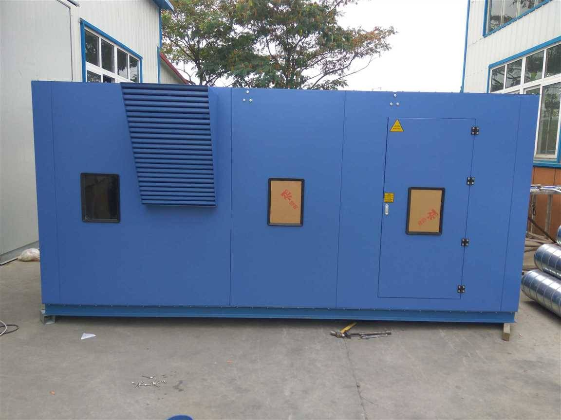 厂家直销青岛德尔环保RCO蓄热催化燃烧装置