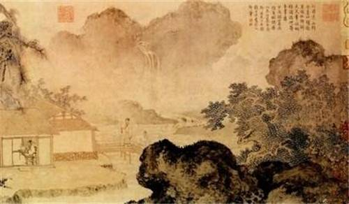 古钱币鉴定评估唐寅字画私下交易图片