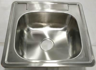 北美热销文盈制造不锈钢单盆水槽