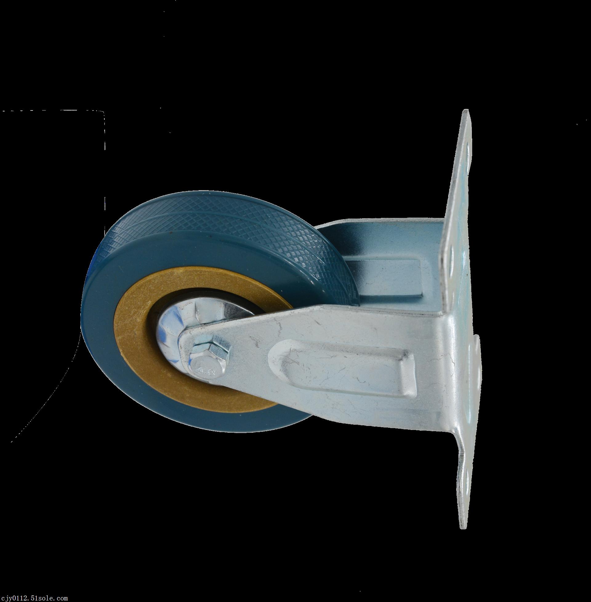 中山灰胶轮公司 中山灰胶脚轮生产厂家