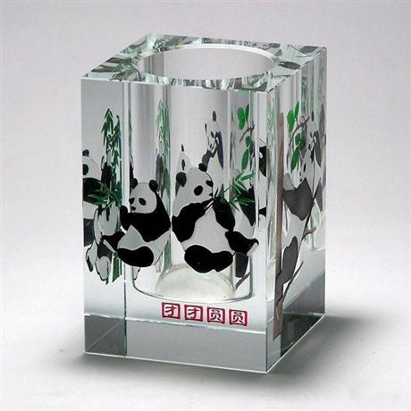 四川特色熊猫纪念品批发定做