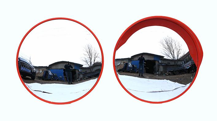 南厂家直销道路安全凸面镜、室内外广角镜