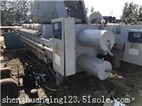 出售400平方景津二手隔膜压滤机型号 二手隔膜压滤机