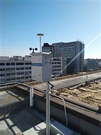 城市微型空气质量监测站,网格化污染来源在线追踪监测