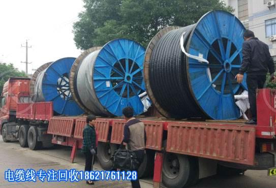 苏州电缆线回收价格表-苏州新区回收电缆线