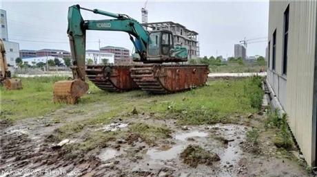 水上挖机出租咨询河北保定市