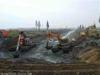 商情租赁湿地挖机安徽省宣城