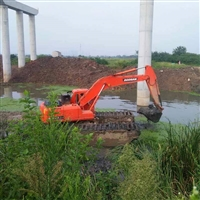 顺天欢迎您租赁水上挖机湖北省随州