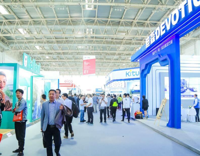 中国热泵展2019第22届北京热泵展ISH供热展热泵空调两联供系统