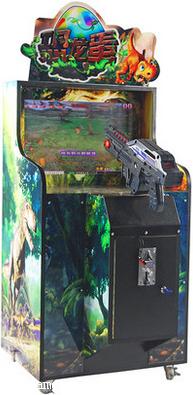 广州大型游戏机价格及图片