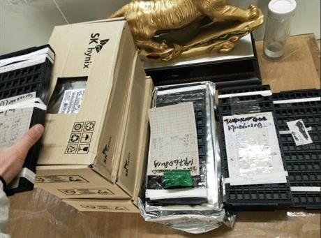 专业回收内存芯片